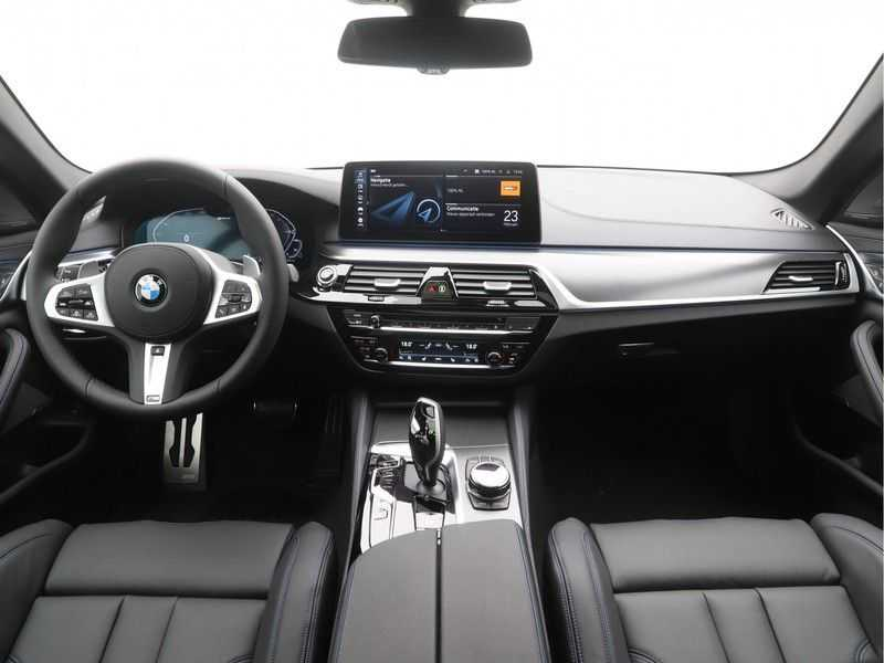 BMW 5 Serie Sedan 545e xDrive High Executive Edition afbeelding 14