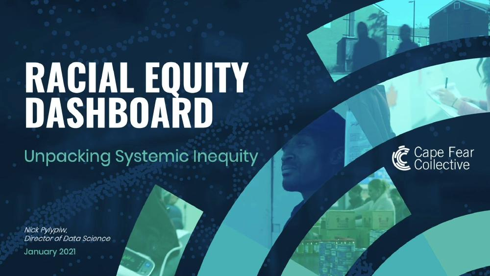Racial Equity Dashboard: Unpacking Systemic Inequity