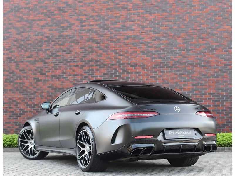 Mercedes-Benz AMG GT 4-Door Coupe 63 S 4MATIC+ *Dynamic Plus*widescreen*Head-up* afbeelding 10