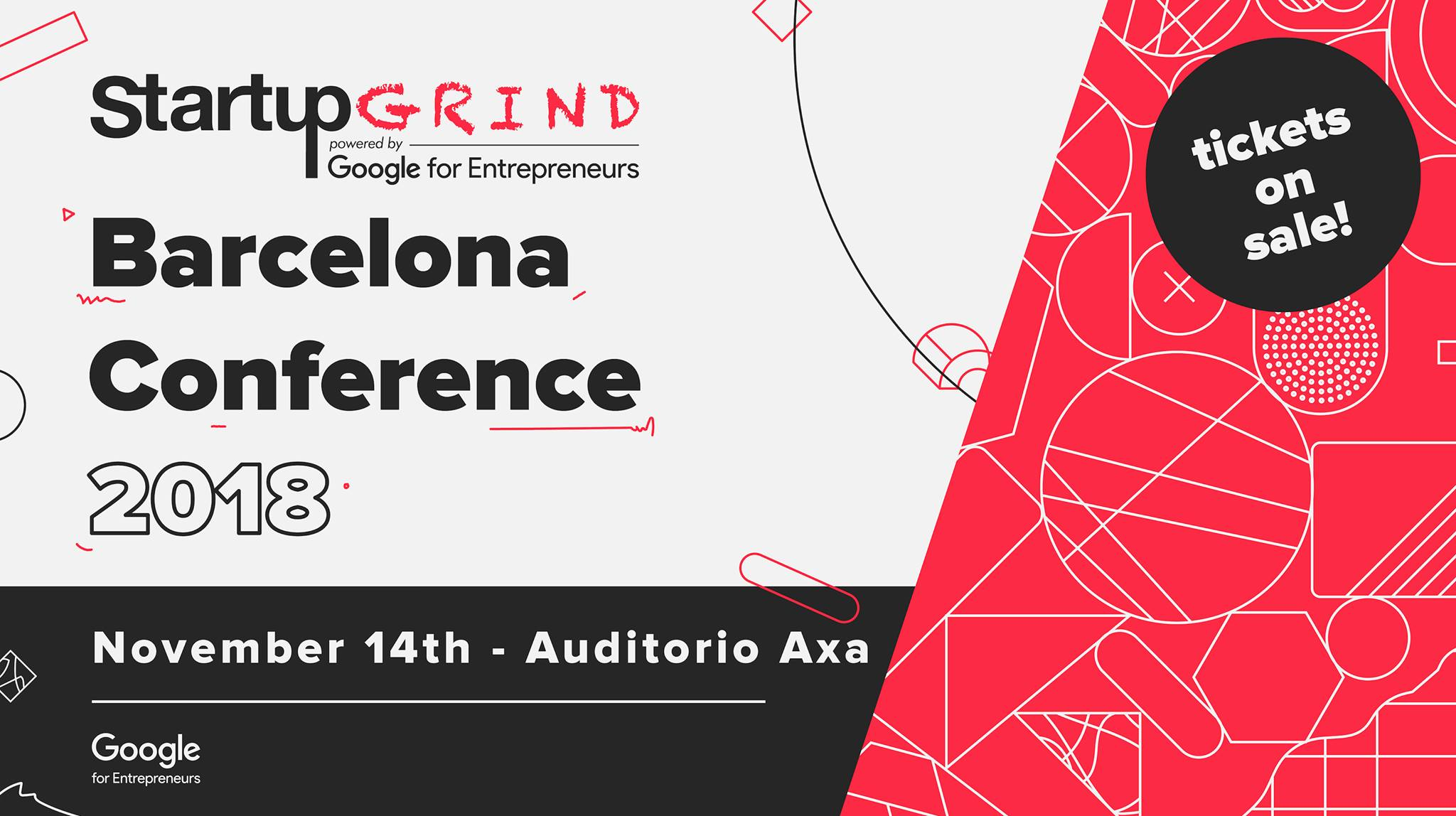 Startup Grind Tech Conference 2018