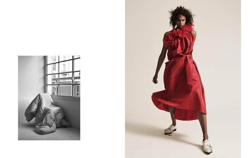 Elisabetta Cavatorta Stylist - Permanent Vacation - Sven Baenziger - Mia Le Journal