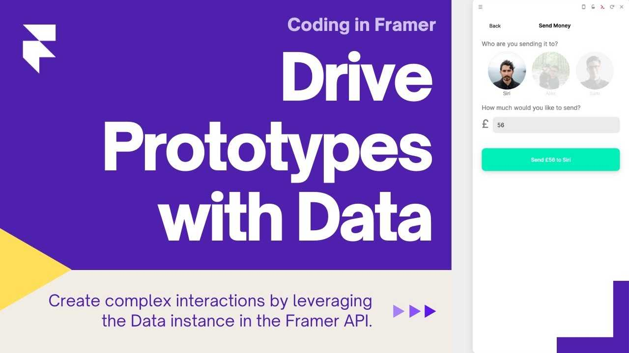 """Title card showing a screenshot of the bank app project and the title """"Designing with Data 