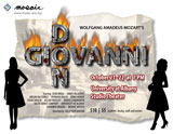 Don Giovanni (Mosaic Arts, October 2011)