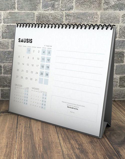 Premium kalendoriai