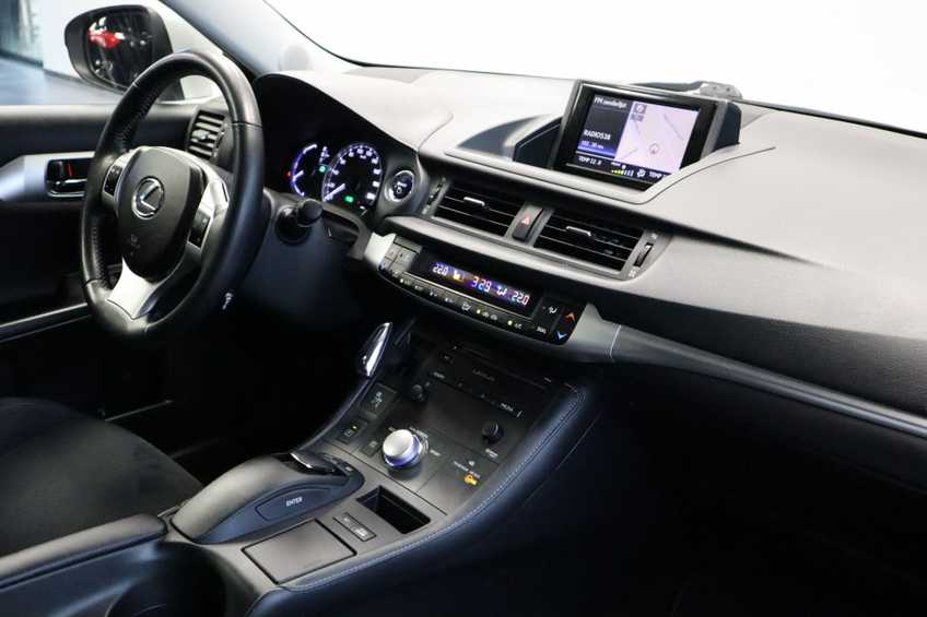 Lexus CT 200h Business Line Navigatie ClimateControl afbeelding 13
