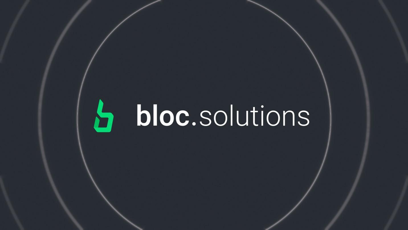 Illustration tirée de la vidéo de motion design pour la vidéo Bloc.solutions.