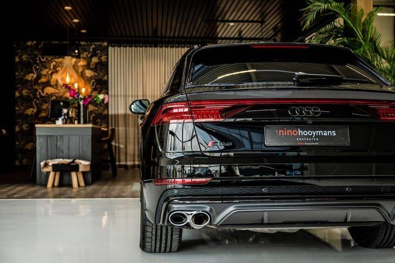 Audi SQ8 4.0 TFSI quattro | Bang & Olufsen | HUD | Leder valcona met ruit | Stoel massage | Alcantara | Nachtzicht | PANO | afbeelding 6