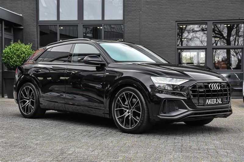 Audi Q8 55 TFSI 2XS-LINE+PANO.DAK+MASSAGE+22INCH afbeelding 12