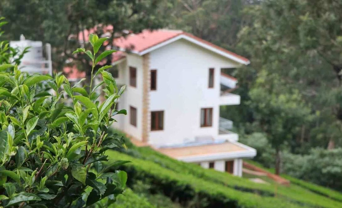 Chasewood is located in the midst of the Adar Tea Estate