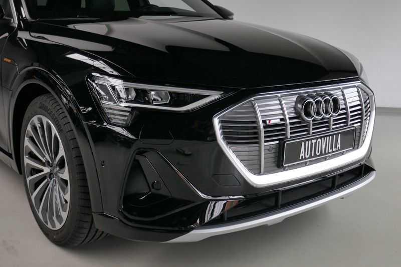 Audi e-tron 55 quattro S edition MARGE ALL IN PRIJS afbeelding 17