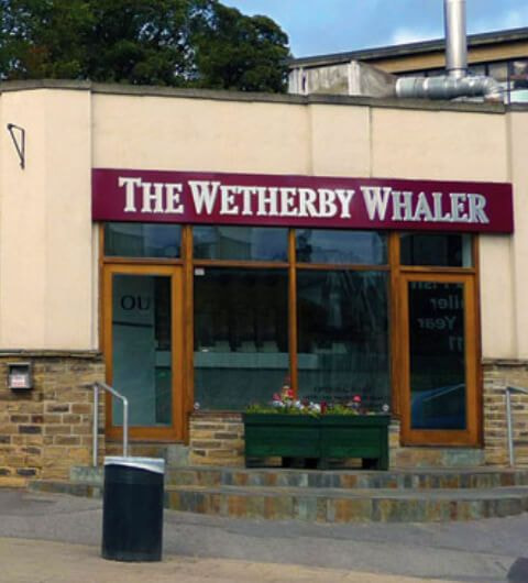 The Wetherby Whaler in Pudsey