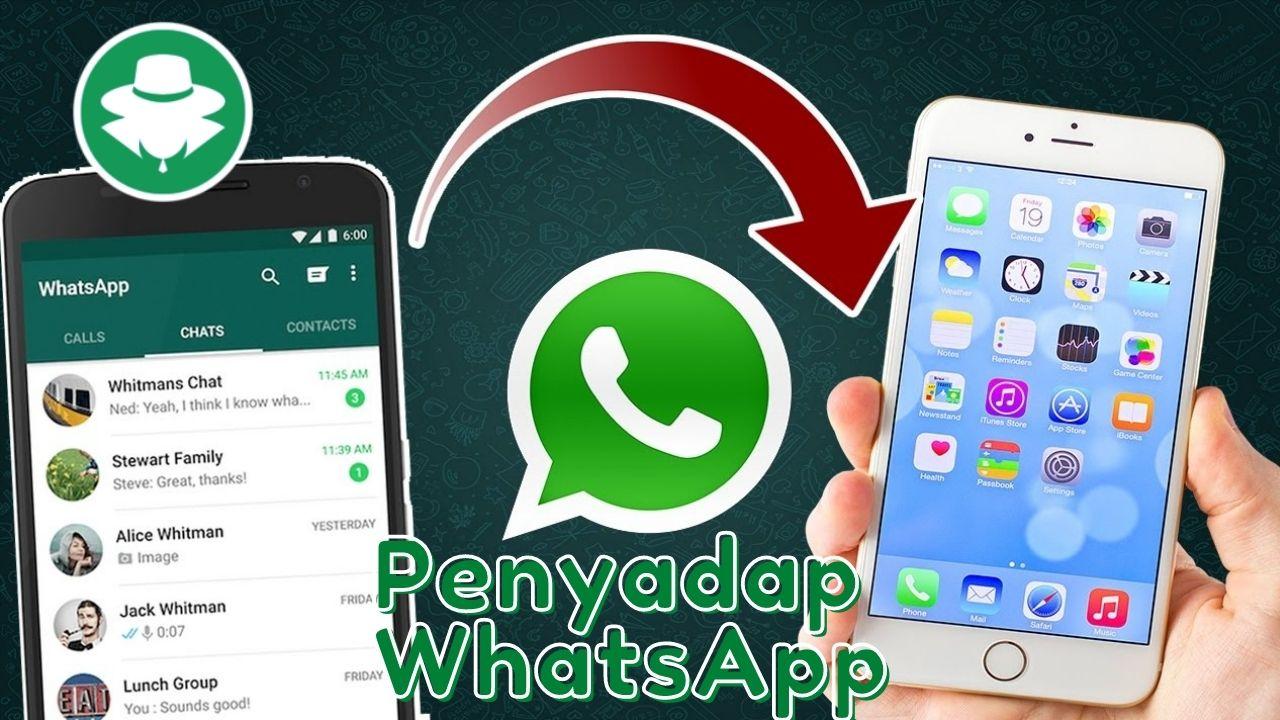 13+ Aplikasi Penyadap WhatsApp [GRATIS]