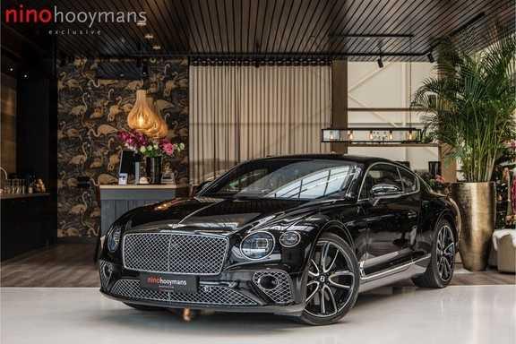 Bentley Continental GT 6.0 W12 Mulliner