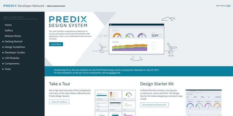Predix Design System