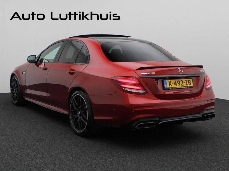 Mercedes-Benz E-Klasse 63 S AMG 4Matic-plus kuipstoelen pano carbon afbeelding 3