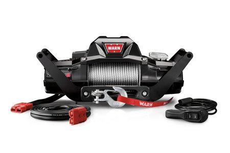 Warn Zeon 8 Multimount Winch 90260 8000 lb winch