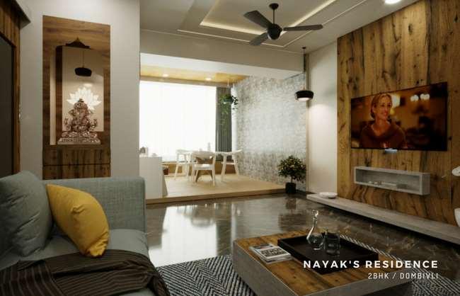 Nayak's Residence 2BHK Dombivli