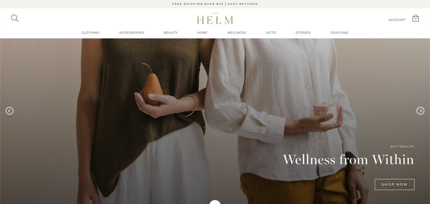 The Helm Shop