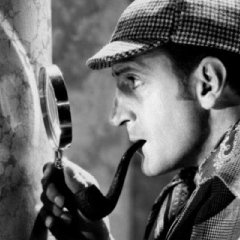 Один измногих кинообразов Шерлока Холмса. Фото: God Evidence