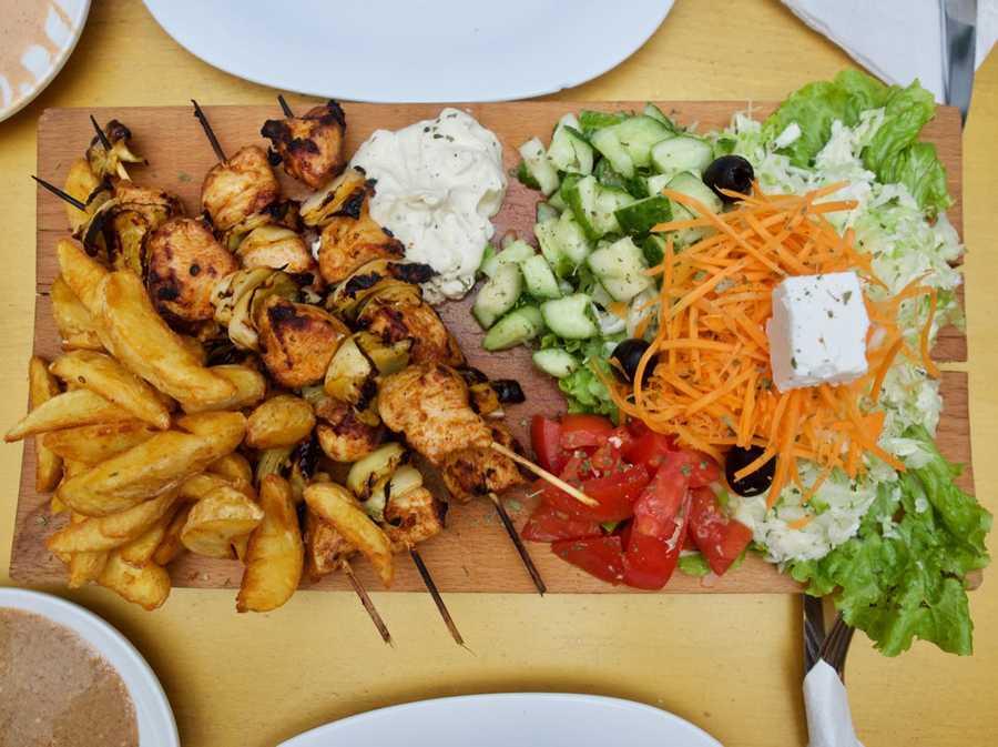 Sarajevo Kebabs