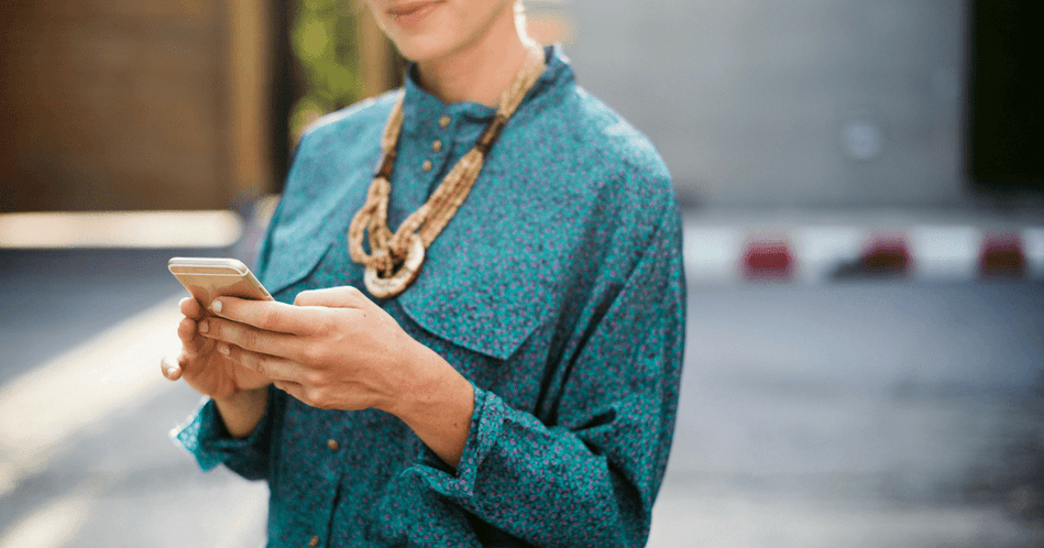 Women use their mobile devices for all aspects of their lives