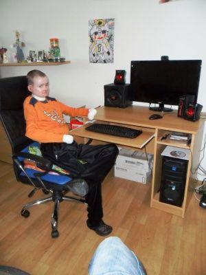 PC a příslušenství pro Michala