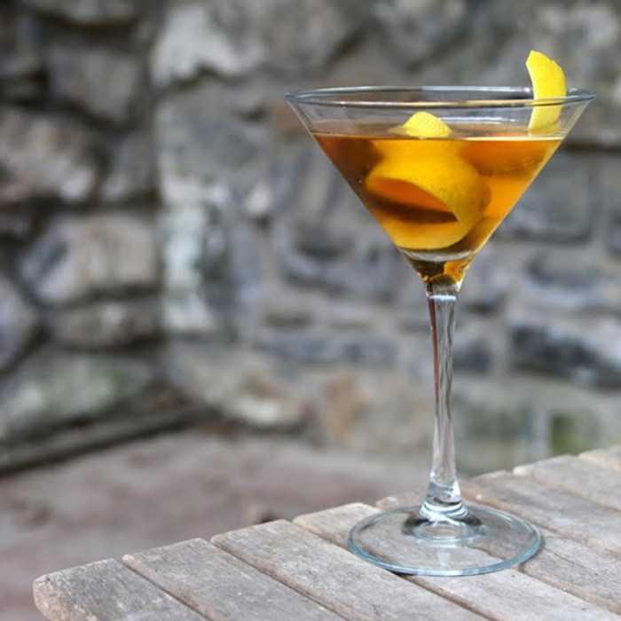 Quarter Deck Cocktail Cocktail