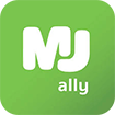 MJ Ally logo