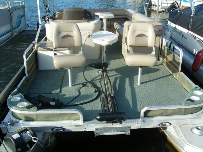 Pontoon Restoration