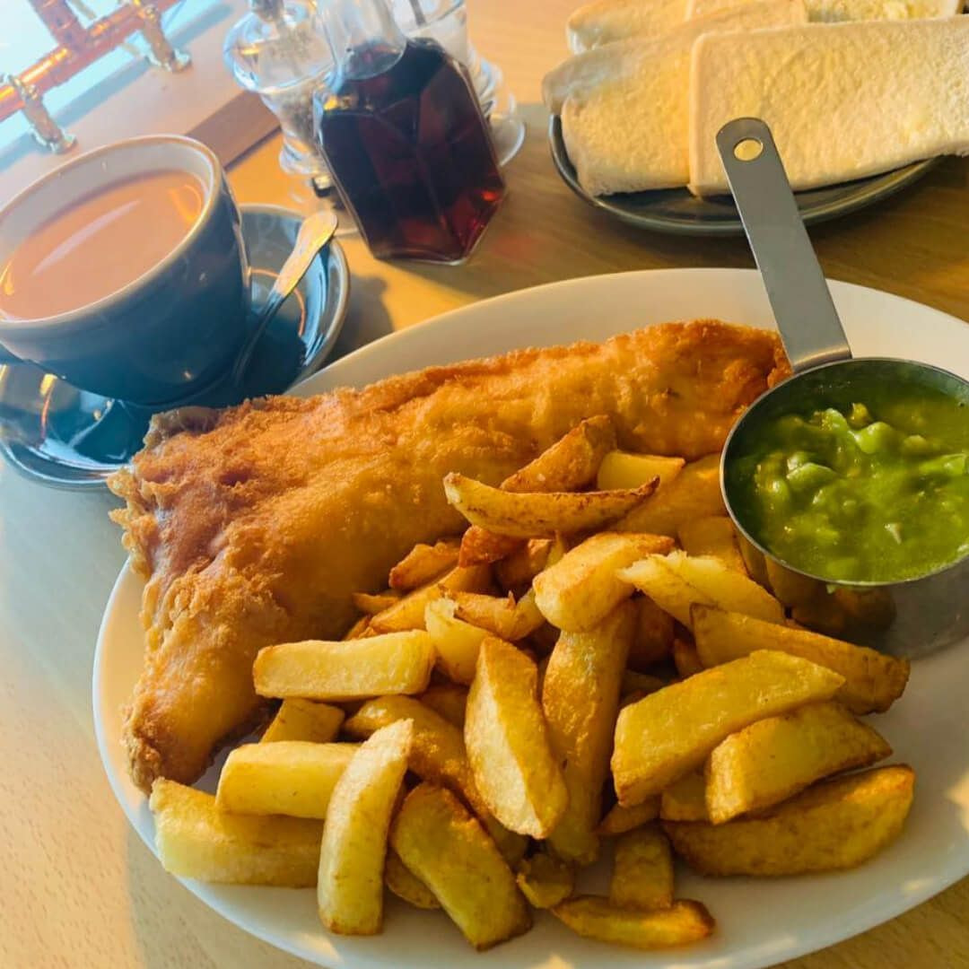 Skyliner Fish and Chips
