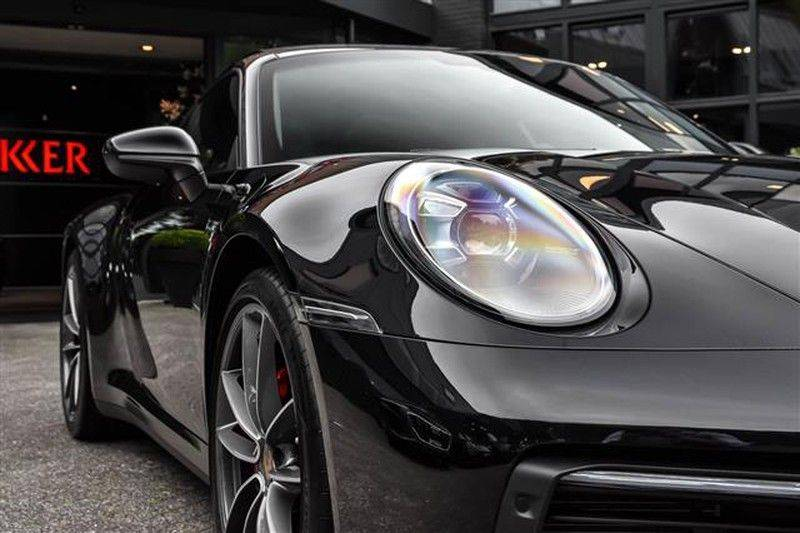 Porsche 911 4S SCH.DAK+4WSTURING+CARBON+ACC+MATRIX LED afbeelding 12