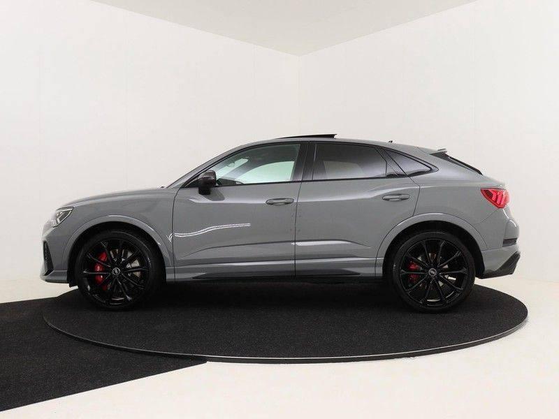 Audi Q3 Sportback TFSI RS 400 pk Pano.Dak   360 Camera   Carbon   Adapt. Cruise   Alcantara Sportstuur   Garantie tot 2026*   afbeelding 6