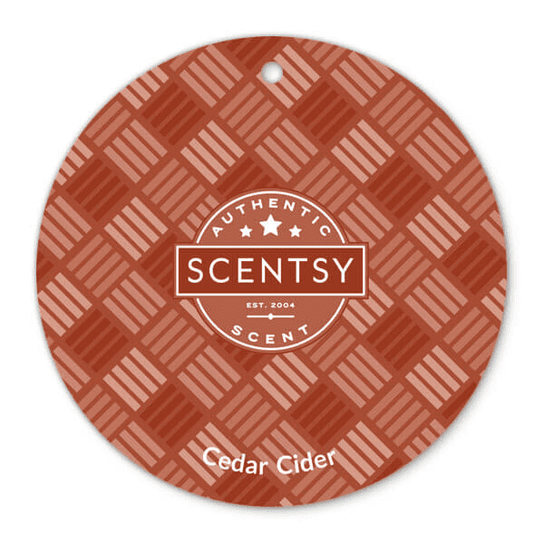 Picture of Cedar Cider Scent Circle