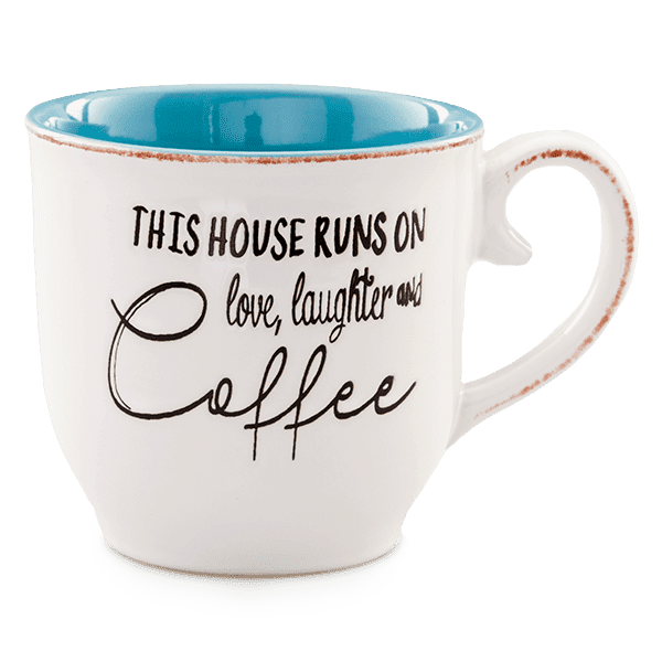 Love, Laughter, Coffee - DISH ONLY