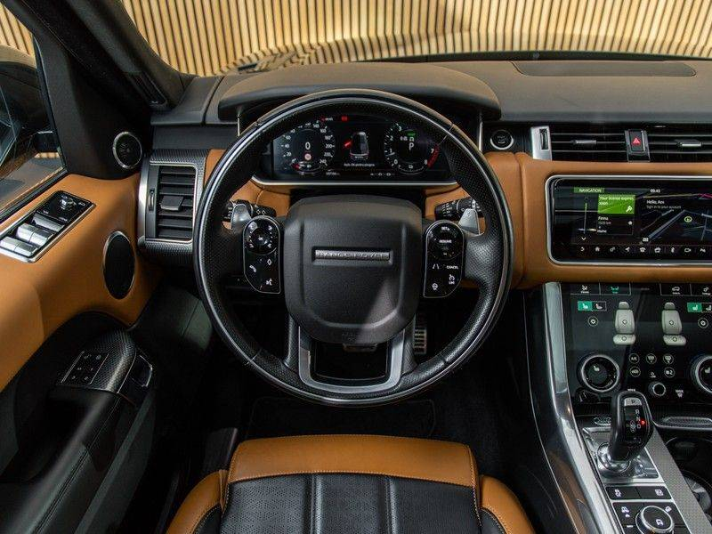 """Land Rover Range Rover Sport 2.0 P400e HSE Dynamic 22"""",PANO,MASSAGE afbeelding 16"""