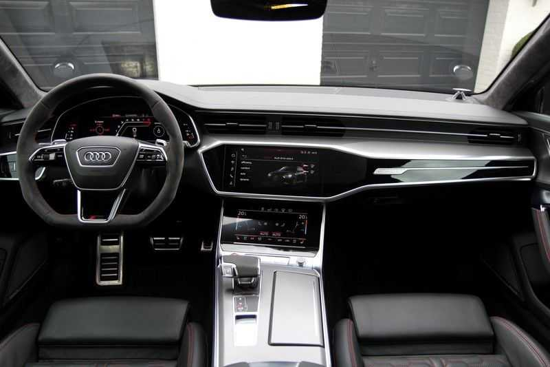 Audi RS6 Avant B&O.ADVANCED+DYNAMIC-PLUS+CARBON+TREKHAAK afbeelding 8