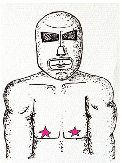 Small wrestler