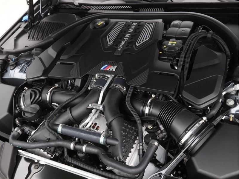 BMW M5 Sedan afbeelding 5