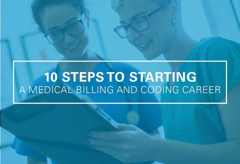 Medical Billing and Coding Career in 10 Steps