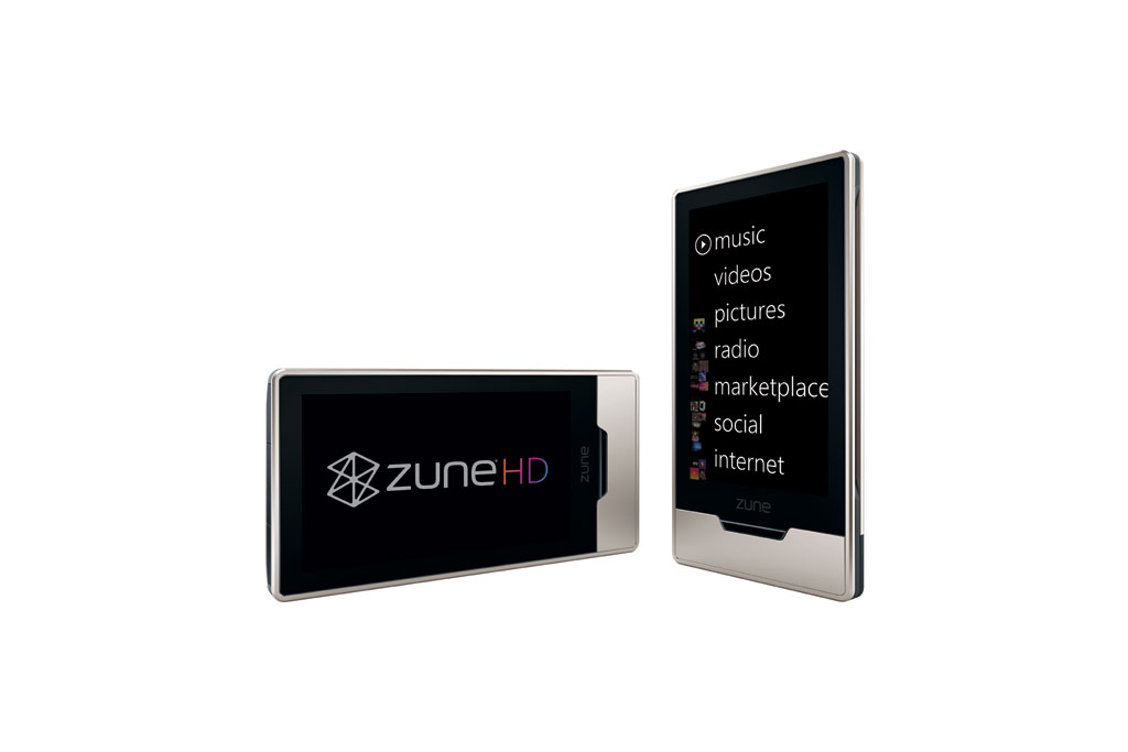 Zune Media Player