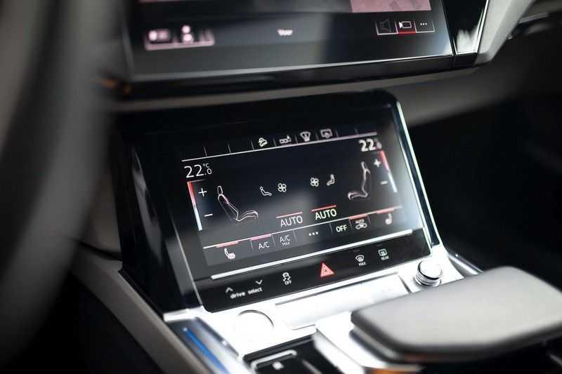 Audi e-tron 55 Quattro *Advanced / B&O / Pano / ACC / 4% Bijtelling €175,- P.M.* afbeelding 12