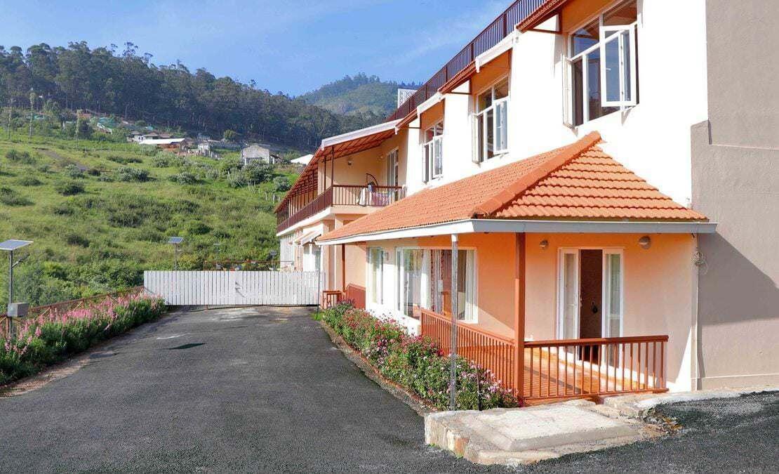 2 bedroom apartments at Streamside