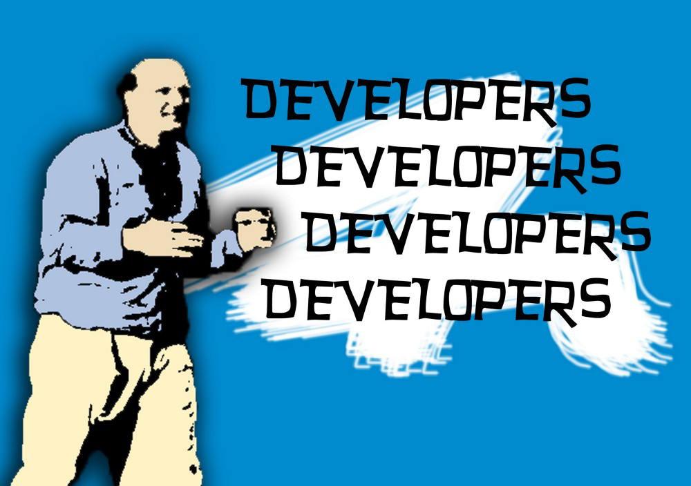 imagem de Programador a comunidade precisa de você!