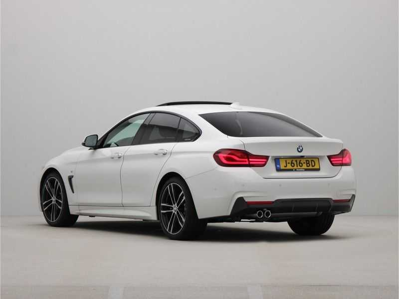 BMW 4 Serie Gran Coupé 420i High Executive M-Sport Automaat afbeelding 6