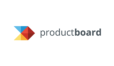 Logo of productboard