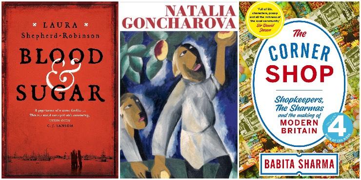 Blood & Sugar, Natalia Goncharova, The Corner Shop