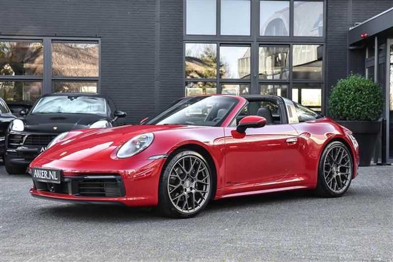 Porsche 911 TARGA 4 TOPVIEW+BOSE+MATRIX LED+ST.KOELING afbeelding 10