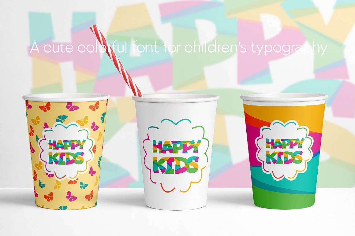 Colorful Beebzz Typefaces images/promo_beebzz_5.jpg