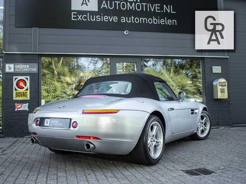 BMW Z8 | Rood leder | Origineel | Concours staat afbeelding 25