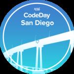 CodeDay San Diego logo
